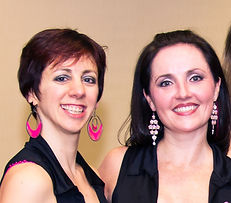 Stephanie Risser Loveira & Angela McCabe