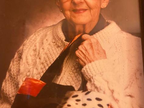 Do you want to meet my grandma?