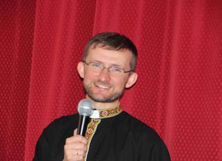 Fr Ihor Holovko's Welcome Morning Tea