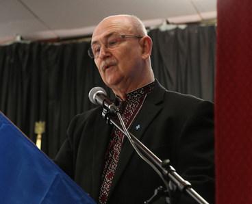 Mykola Mowczan - opening speech