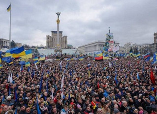 Second Anniversary of the Revolution of Dignity