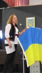 Yeva Gibson - Keynote Address