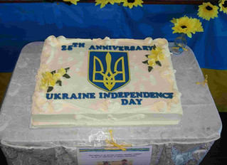 25th Anniversary of Ukrainian Independence Concert