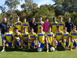 Inglewood United's Under-16s