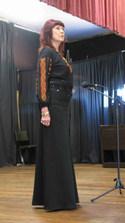 Orysia Daws reciting Rozryta Mohyla