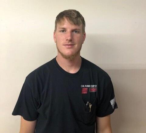 Zach Green, Service Technician