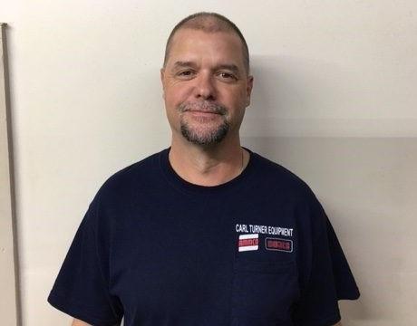 Donald Lingerfelt, Parts Manager