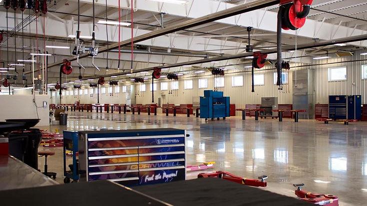 Carl Turner Equipment Lubricant Storange and Reels
