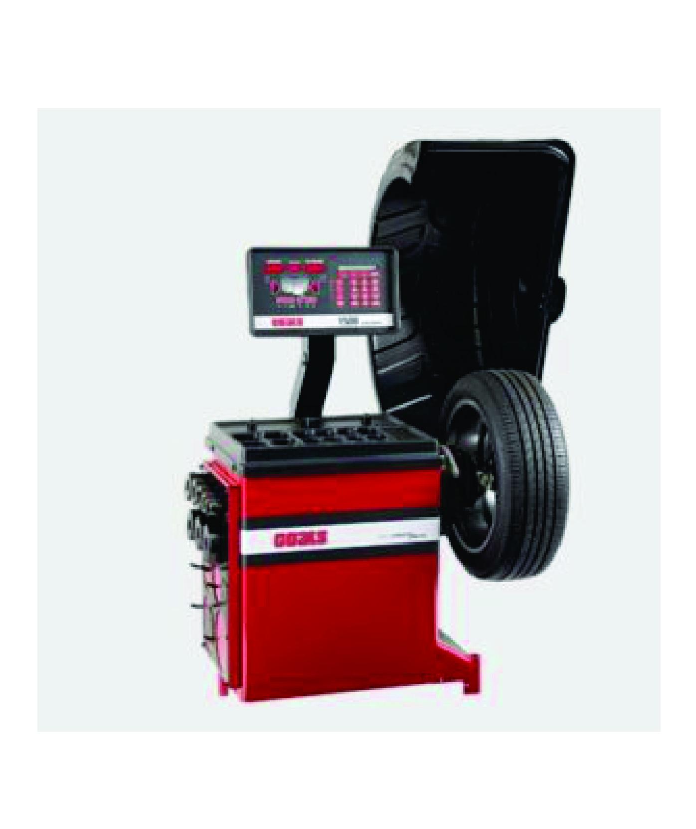 Tire & Wheel Equipment