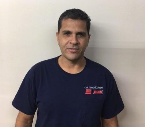 Gabriel Akessler, Service Technician
