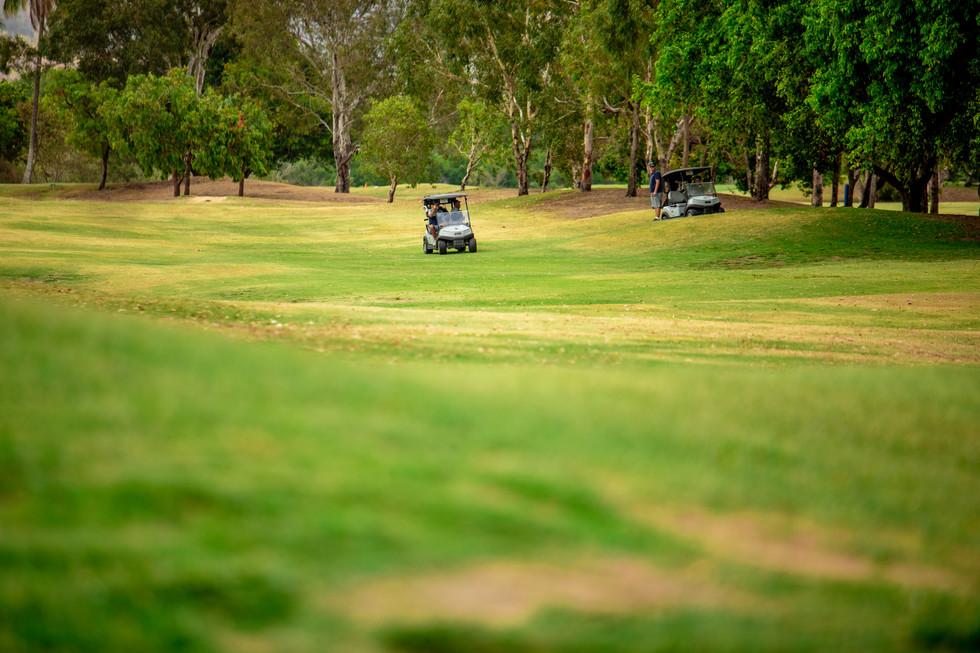 NQ Cowboys Charity Golf Day