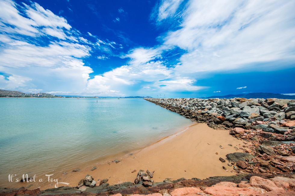 Townsville Breakwater