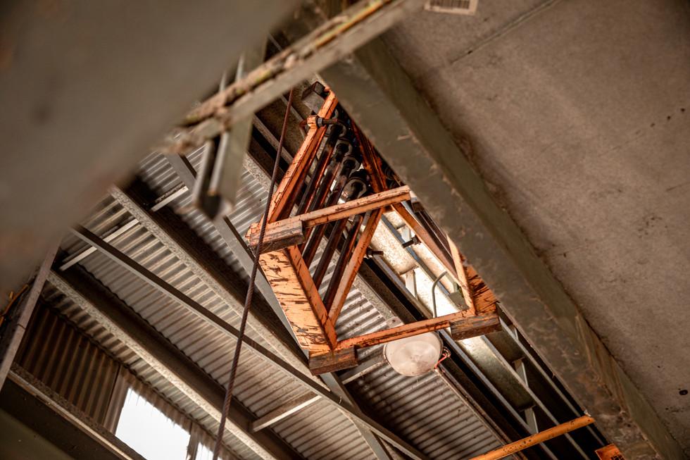 Pioneer Mill Repair Work
