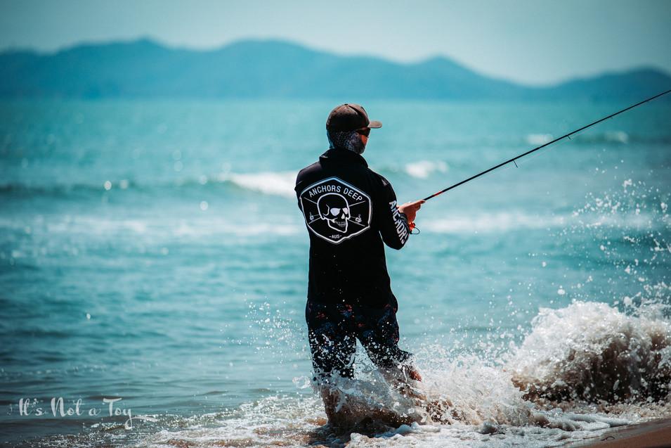 Anchors Deep Fishing Outing