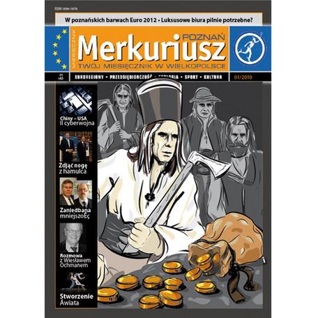 Illustration, Zeitschrift, Titelseite