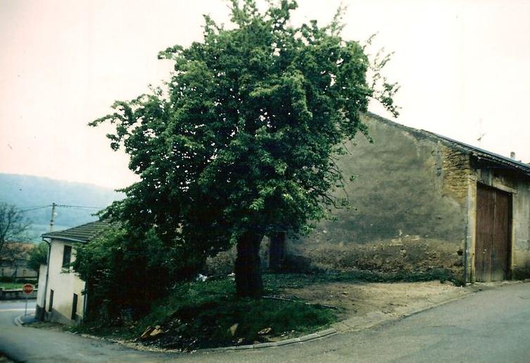 Année 1989 - Rue de la mairie / Rue de l'église
