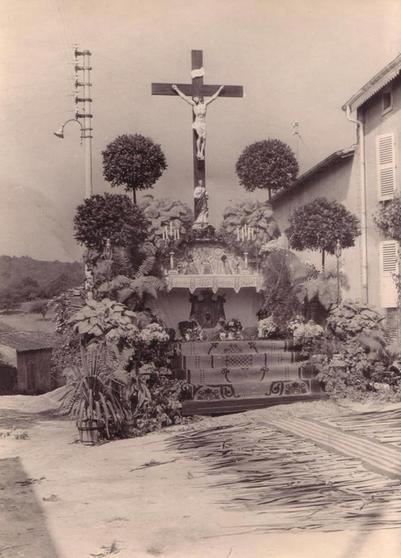 Année 1965 - La Fête Dieu