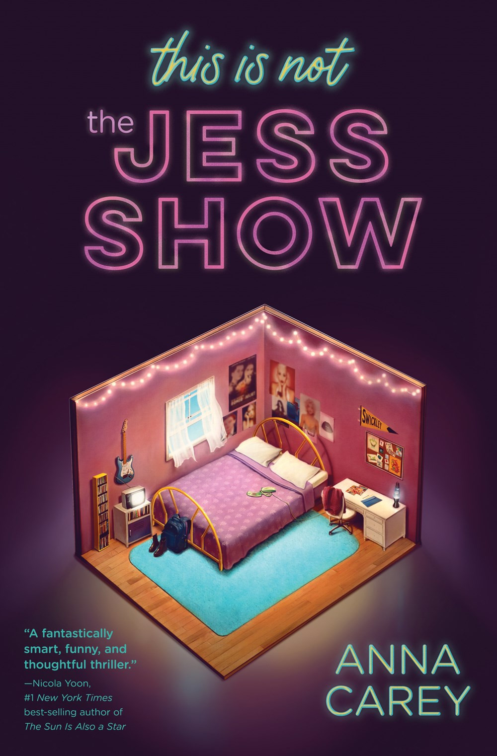 This is Not the Jess Show book cover
