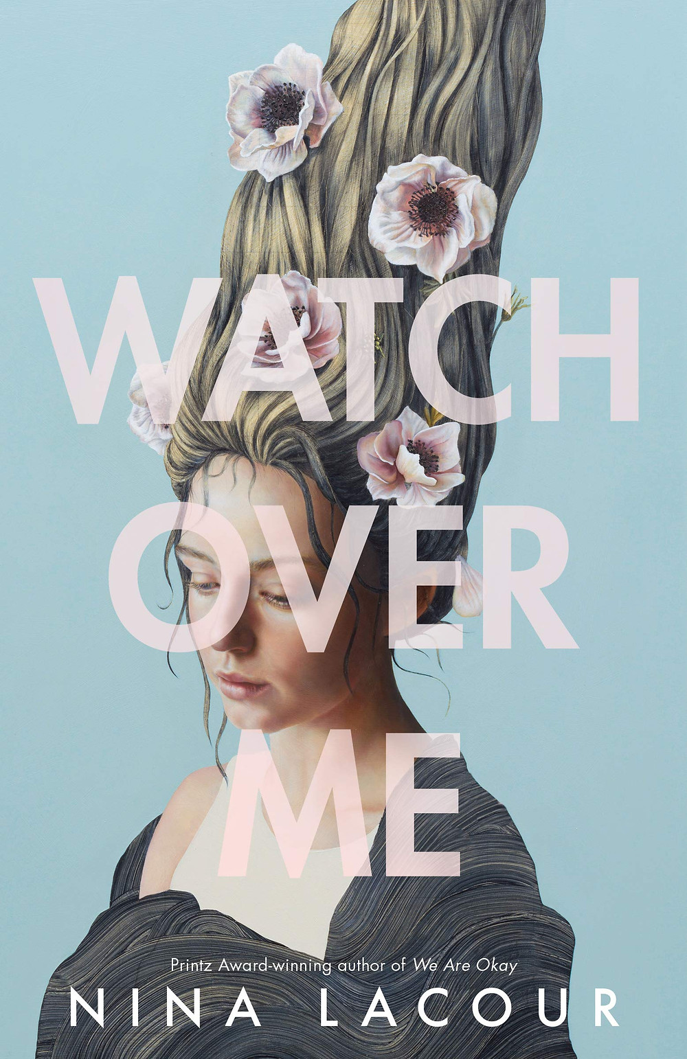 Watch Over Me book cover