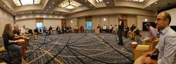Drum Circle at ACES