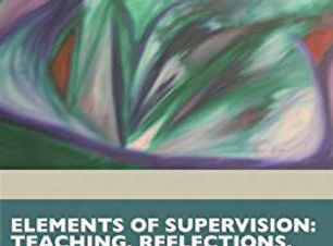 Elements of supervision -- book cover.jp