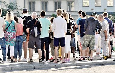 туристическая группа