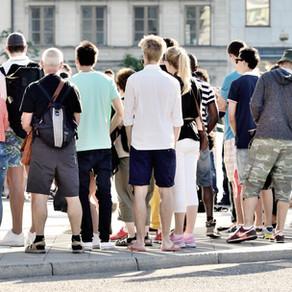 Walking Tours são ótimas alternativas de passeios nas grandes cidades