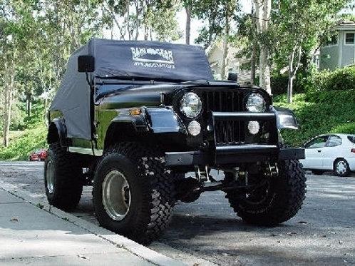 CJ-5 Jeep 1976-1983 -TRAIL COVER-