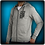 grey rain gear jeep covers hoodie