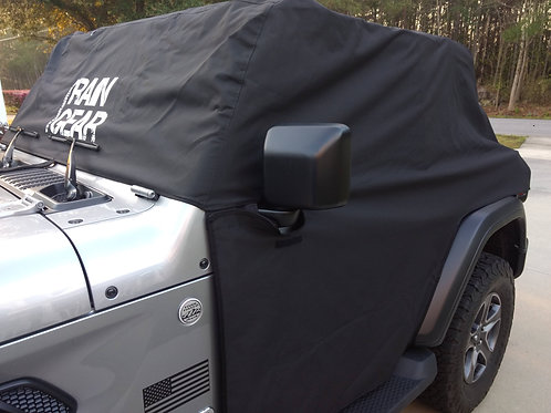 Wrangler 2 Door JL 2018-2021 TRAIL COVER-