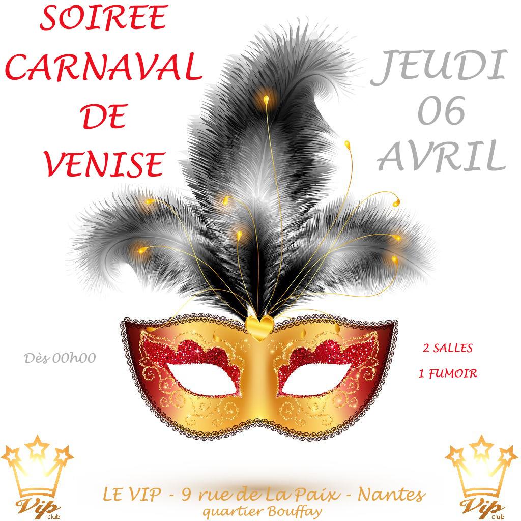 Soirée Carnaval 2017
