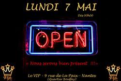 Open le 07 05 18