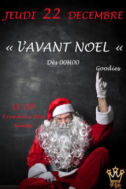 """soirée de """"L'AVANT NOEL"""""""