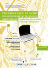 Colloquium on Transparency and Audit of Artificial Intelligence Models