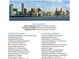 19th Congress on Insurance Mathematics and Economics - Liverpool, UK
