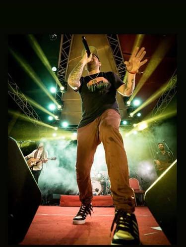 Jah Sun on Tour