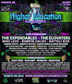 Higher Education Festival