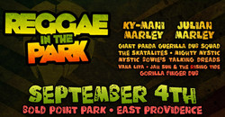 Bold Point Reggae in the Park