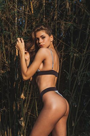 Bikini Swimwear Model