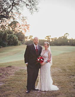 Debary Golf & Country Club Wedding