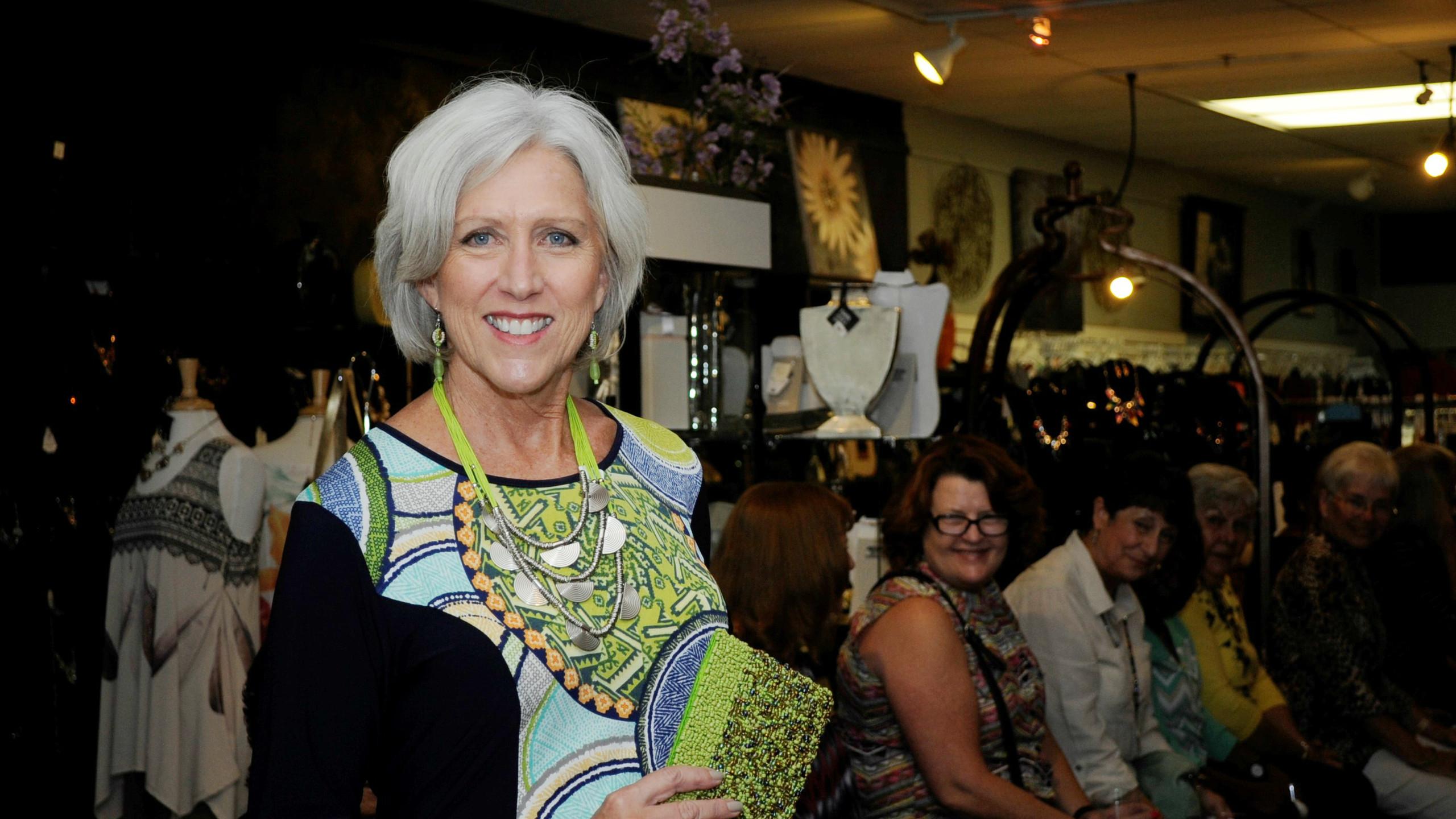 Fashion event in Palm Coast, photo by Tiffany Katz