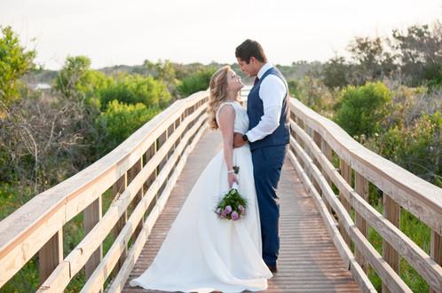 Wedding Couple Palm Coast