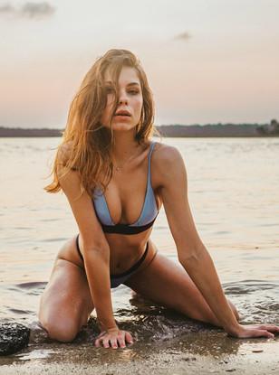 Swimwear Model
