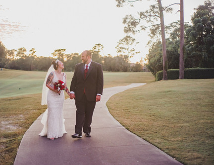 Debary Wedding