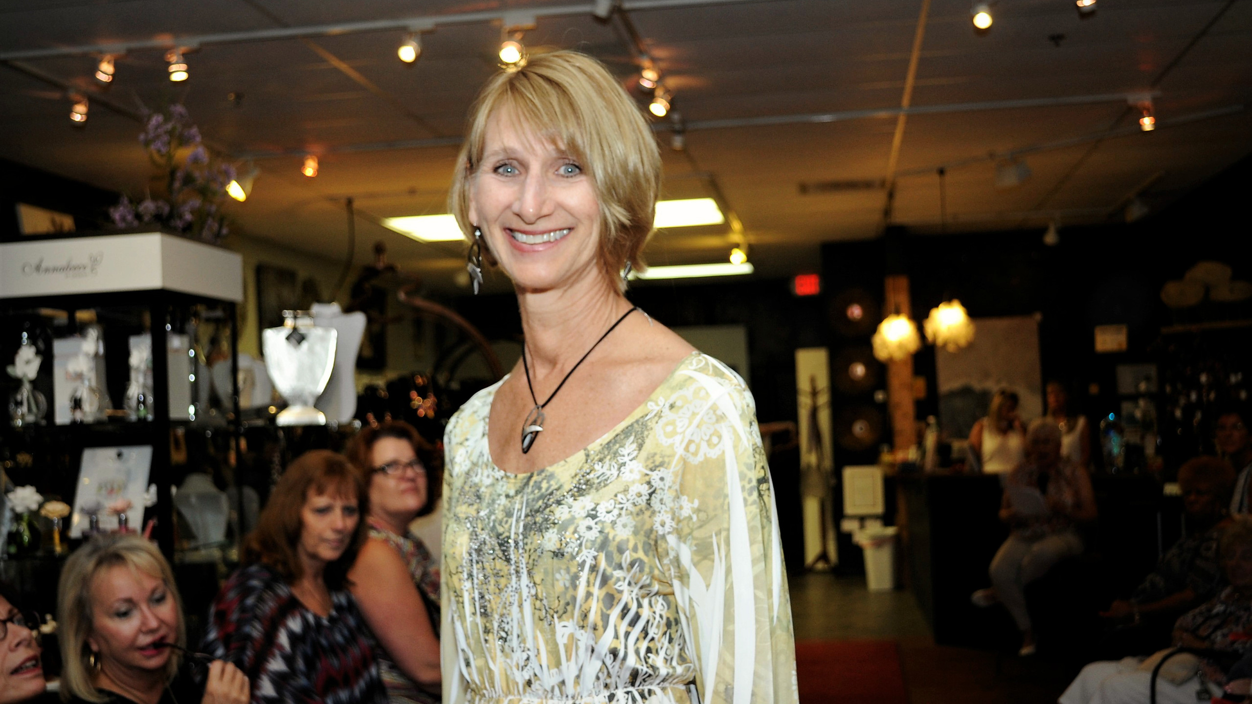 Palm Coast Fashion Event at Chez Jacqueline Gift Shop hosted by The Sheltering Tree of Bunnell, FL