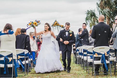 Wedding ceremony Palm Coast