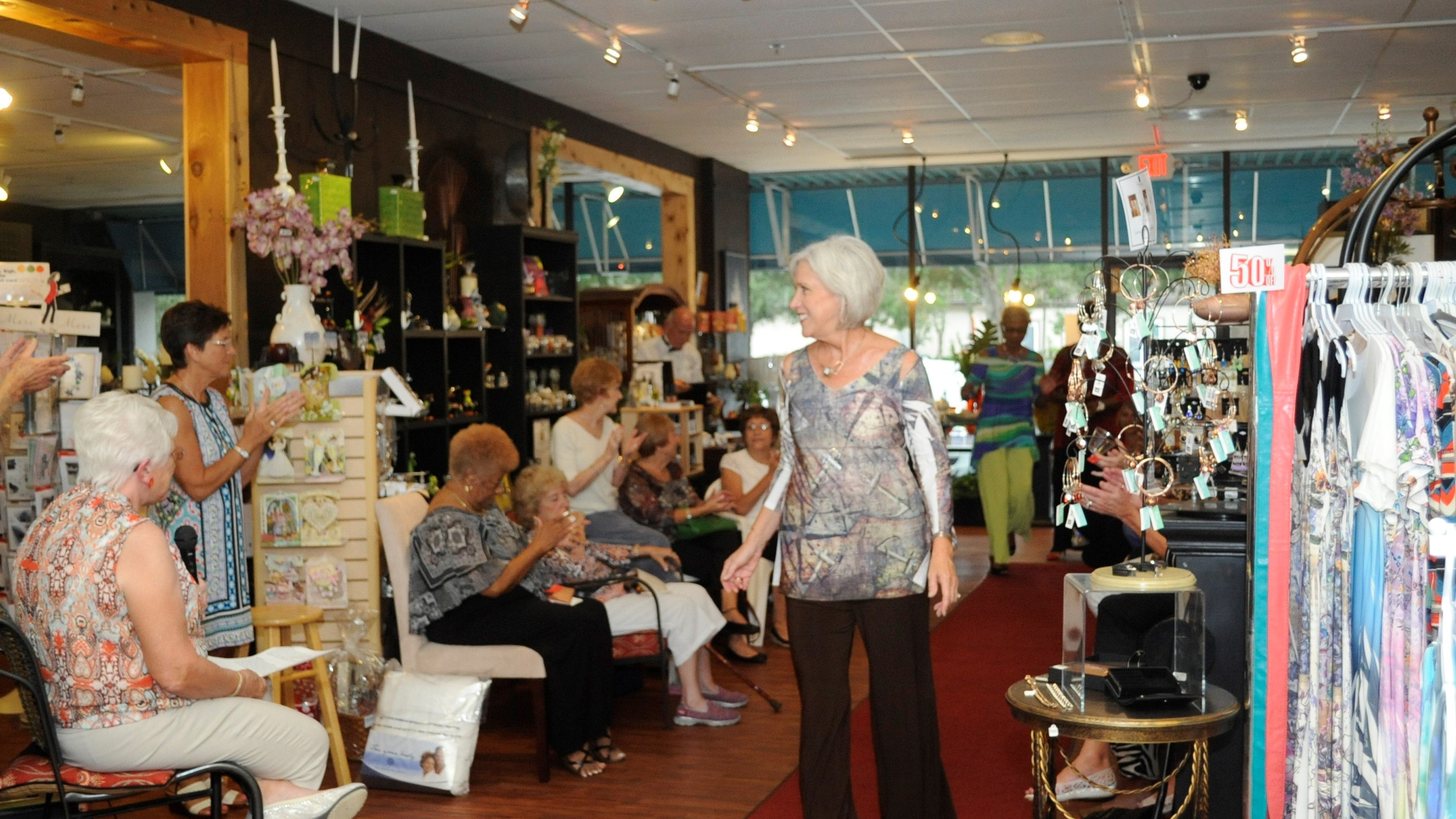 Palm Coast fashion event