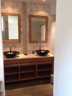 Olivea Chambre 1 Salle d'eau