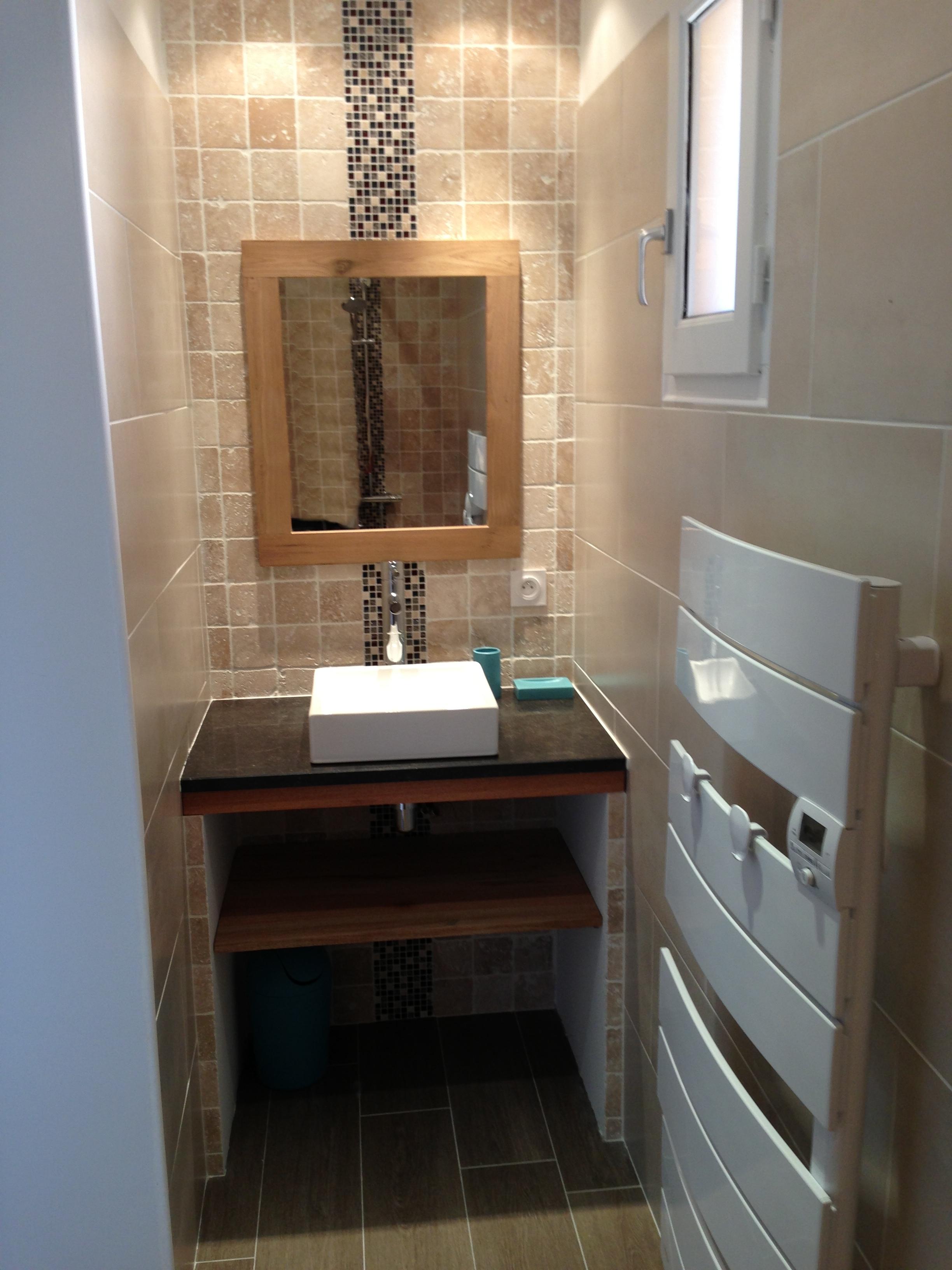 Olivea Chambre 2 Salle d'eau