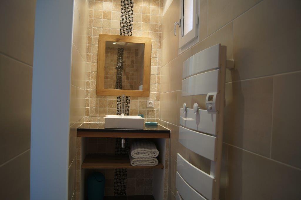 Alimea Chambre 2 Salle d'eau